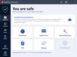 Bitdefender Total Security 25.0.10.52 Crack