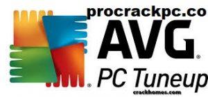 AVG PC TuneUp 20.1 Build 2191 Crack