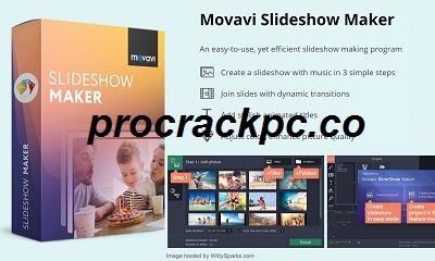 Movavi Slideshow Maker 7.2.1 Crack + Key Free Download 2021