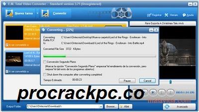 Total Video Converter 3.71 Crack + Activation Key Full Download 2021